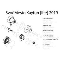 Kayfun Lite (2019) parti di...