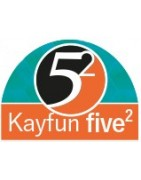 Il Kayfun 5² 25 mm non è altro che un Kayfun 5 maggiorato